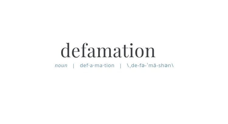 Defamation Definition